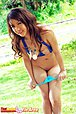 Busty Thai teen Tle Aree strips on ladder and use huge toy
